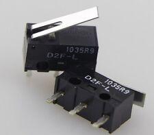1Pcs New Omron D2F-L Micro Switch Microswitch Basic Switch