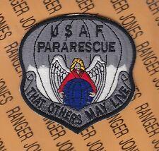 USAF AFSOC Para Rescue beret badge pocket patch 3.5 inch