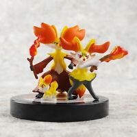 #F67-674 Takara Tomy figure Pokemon Zukan Real  figure 1/40