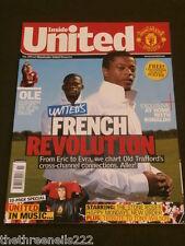 MANCHESTER UNITED - STONE ROSES - HAPPY MONDAYS - NEW ORDER - NOV 2007