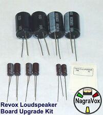 Revox A77 tape recorder LOUDSPEAKER AMP upgrade kit