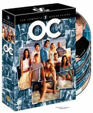 Brand New DVD The O.C.: The Complete Second Season Mischa Barton Rachel Bilson