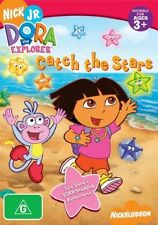 Dora The Explorer - Cat The Stars (DVD, 2006) Region 4 DVD Used Good Condition