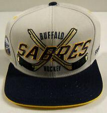 NHL Buffalo Sabres Reebok Snapback Cotton Cap Hat OSFA NEW!