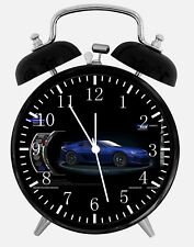 "Super Car LFA Alarm Desk Clock 3.75"" Home or Office Decor Y100 Nice For Gift"