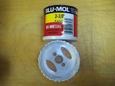 "2-3/8"" Hole Saw Bit Bi-Metal, 1-7/8"" Depth, BMS"