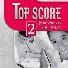 Top Score 2: Class Audio CDs (2), Wildman, Jayne, Styring, James, Halliwell, Hel