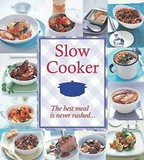 Slow Cooker,- 9781445408866