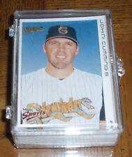 JOHN CUMMINGS-LOT OF 50 CARDS 1999 TUCSON SIDEWINDERS-MINORS-ARIZONA DIAMONDBACK
