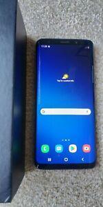 Samsung Galaxy S9 64GB/4GB/5.8inch Display Blue Unlocked * RETURNS ACCEPTED