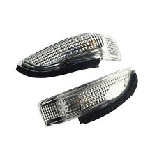 2× Rearview Mirror Indicator Turn Signal Light For Toyota Camry Corolla Verso