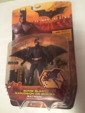2005 Dc Comics-Batman Begins(Bomb Blast Batman Figure)*New*