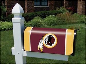 Washington Redskins All-Weather Vinyl Mailbox Cover