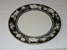 "Royal Doulton Vogue Collection Intrigue TC 1153 dinner plate 10 1/2"" floral ~"