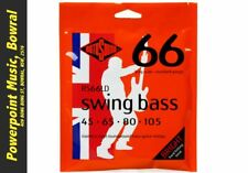 Rotosound RS66LD Swing Bass Set Stainless Steel 45-105  Long Scale Brand New!