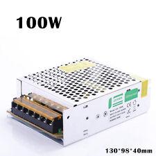 DC12V 8.33A 100W LED Driver transformador de Fuente de Alimentación de Conmutación para Tira LED