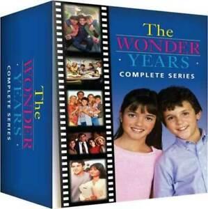 Wonder Years Complete Series Seasons 1 2 3 4 5 6 DVD Brand New Box Set Sealed