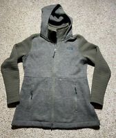 The North Face Women's Indi Insulated Hooded Parka HOODIE Size M knit Sweater