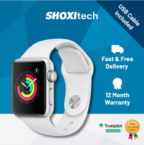 Apple Watch Series 4 - 40/44mm - GPS/Cellular - Silver - Mixed Grades