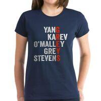 CafePress Grey's Anatomy Vertical. T Shirt Women's Cotton T-Shirt (1941923382)