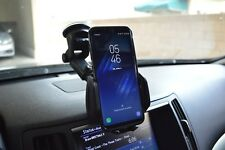 Car Windshield Mount Mobile Cell Phone Holder For iPhone 8 Samsung Galaxy Note 9