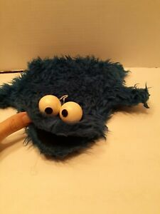1980 Cookie Monster Puppet by Child Horizons Sesame Street Jim Henson Muppets