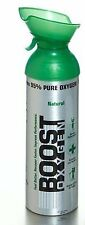 Boost Oxygen - NEW 10 LITER CAN -  Natural (12 PACK)