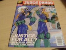 JUDGE DREDD MEGA-ZINE # 12 1995