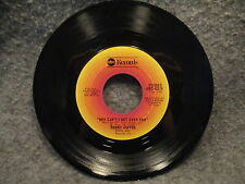 """45 RPM 7"""" Record Bobby Vinton Why Cant I Get Over You ABC Records ABC-12178 VG+"""