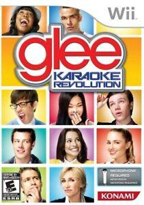 Karaoke Revolution: Glee - Nintendo  Wii Game