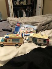 Lot Of 2 Lego Vehicles