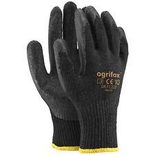 Arbeitshandschuhe 10 Paar Schutzhandschuhe Montagehandschuhe Latex Gr. 10 NEU