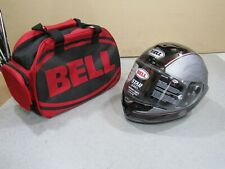 BELL RACE STAR FLEX CARBON RSD CHIEF HELMET SMALL  PANOVISION NEW WITH BAG