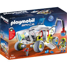 Playmobil Space Mars Research Vehicle Playset - 9489