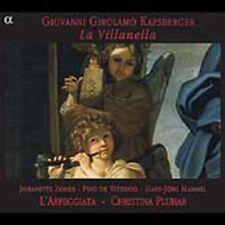 L'Arpeggiata - Villanella [New CD]