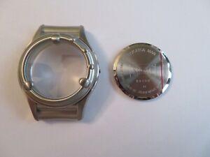 Uhrengehäuse / Watch case Gehäuse komplett mit Glas STORM NUCTICA MAN NEU