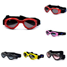 Cool Pet Dog Goggles UV Sunglasses Glasses Eye Wear Protection Anti-wind Fashion