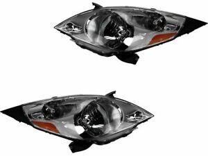 For 2013-2015 Chevrolet Spark Headlight Assembly Set DIY Solutions 95276QV 2014