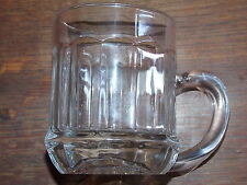 ANCIENNES CHOPES A BIERE  VERRE TAILLE   DISPONIBLE 5