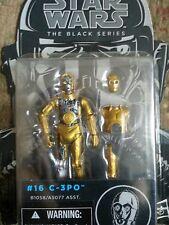 Hasbro Star Wars The Black Series C-3PO 2015 Action Figure