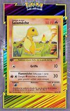 🌈Salamèche - Set de Base Edition 1 - 46/102 - Carte Pokemon Neuve Française