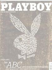 Playboy 07 / 2008 ABC der Fotografie, Natasa Dilber, Tortsen Frings