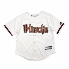 ead9156eb MLB Majestic Official Team Cool Base Home Away Alt Replica Jersey Boys Sz  (4-