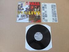 THE FALL Seminal Live BEGGARS BANQUET LP ORIGINAL 1989 UK PRESSING BBE102