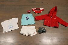 American Girl Doll Chrissa Warm Up Suit~Free ship