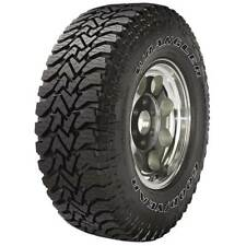 (2) NEW TIRE(S) LT31X10.50R15 GOODYEAR WRANGLER AUTHORITY A/T 6PLY 109Q OWL