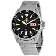 Orient Kamasu Automatic Black Dial Men's Watch RA-AA0001B19B