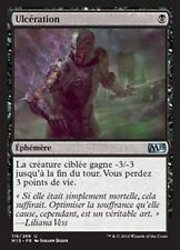 MTG Magic M15 - (4x) Ulcerate/Ulcération, French/VF