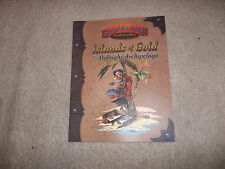 7th Sea Rpg Swashbuckling Adventures Islands of Gold the Midnight Archipelago