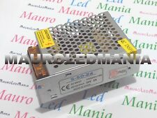 24V Alimentatore Trasformatore 50W 2A - AC 220V A DC 24V Per Luce Led da casa
